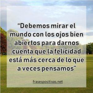 frases con actitud positiva