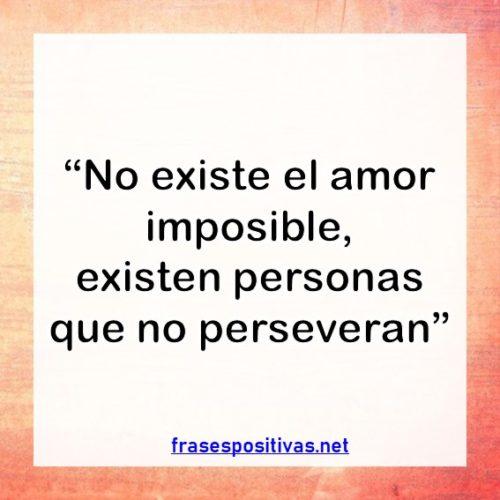 frases de amor posible