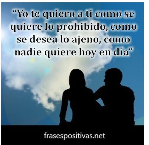 amor imposible frases