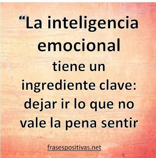 frase inteligencia emocional