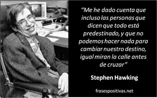 20 Frases De Stephen Hawking De La Vida Y Ciencia Las