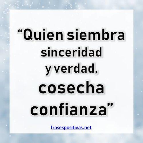 70 Frases De Sinceridad Honestidad Y Amor Sincero Imagenes