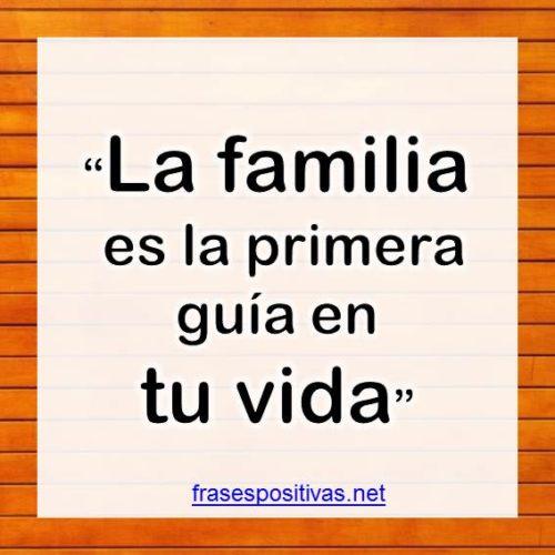 Frases de familia para reflexionar
