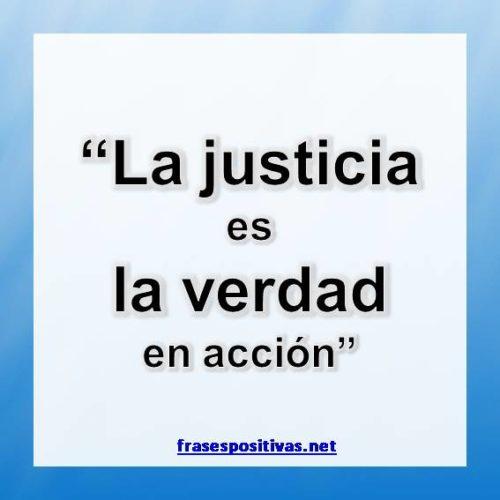 frases de justicia