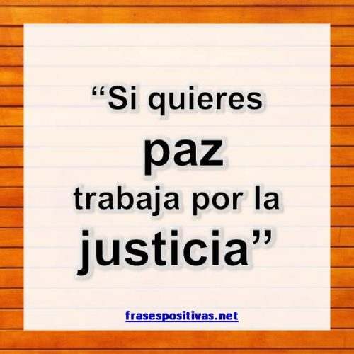 Frases de justicia divina