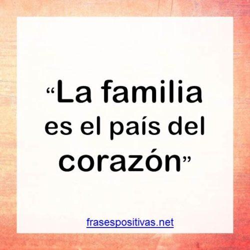 reflexiones sobre la importancia de la familia